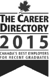 The Career Directory 2015 Canada's Best Employers for Recent Graduates